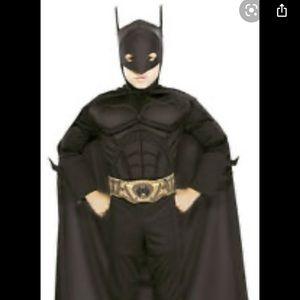 Batman Begins Boys Costume Sz Medium